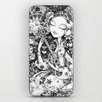 Weeping Widow iPhone & iPod Skin