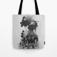 The Night Gatherer Tote Bag