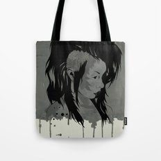 Punk is Dead Tote Bag