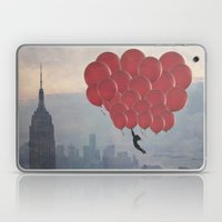 Floating over the City Laptop & iPad Skin
