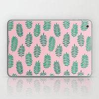 Pattern Project #42 / Ferns Laptop & iPad Skin
