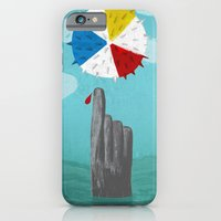 iPhone & iPod Case featuring Cruel Summer by Santiago Uceda