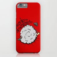 Napoleon Blownaparte iPhone 6 Slim Case