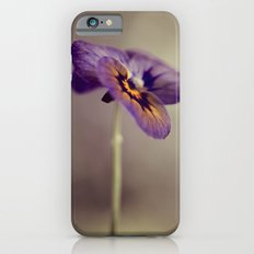 pansy iPhone 6s Slim Case