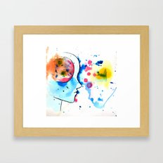 Wednesday   Framed Art Print