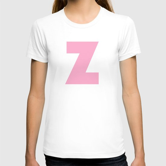 Z is for... T-shirt