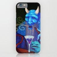 Hookah Demon iPhone 6 Slim Case