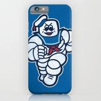 iPhone & iPod Case featuring Marshmelin Man by WanderingBert / David Creighton-Pester