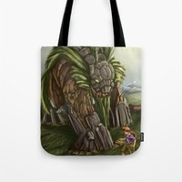 Earth Spirit Tote Bag