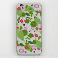 salad iPhone & iPod Skin