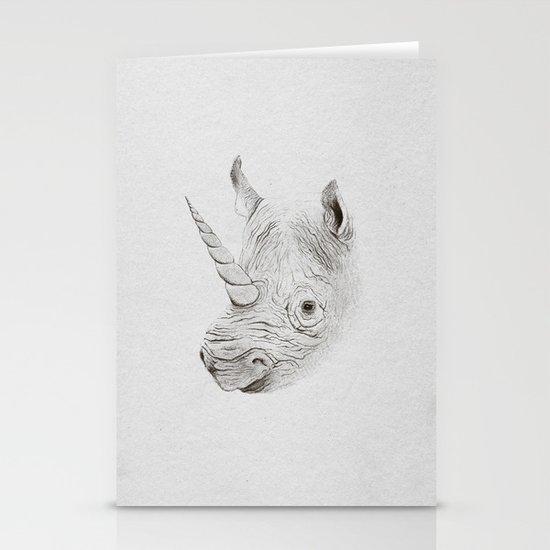 Rhinoplasty Stationery Card