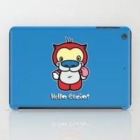 Hello Eediot iPad Case