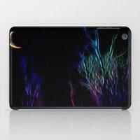 Neon Moon iPad Case