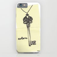 iPhone & iPod Case featuring esoteric by suzy