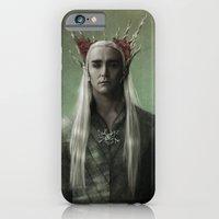 The Great King Thranduil iPhone 6 Slim Case
