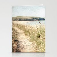 Houat #2 Stationery Cards