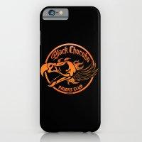 Black Chocobo Riders Club iPhone 6 Slim Case