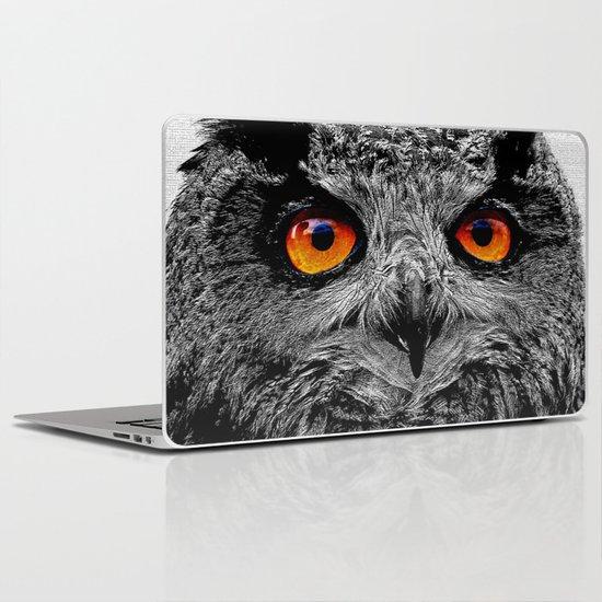 YOU'RE THE ORANGE OF MY EYES Laptop & iPad Skin