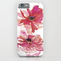 iPhone & iPod Case featuring Poppy by Marlene Pixley