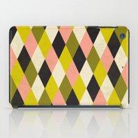 Harlequin iPad Case