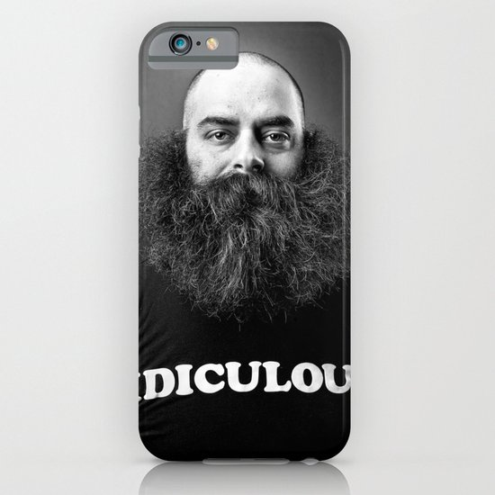 Ridiculous iPhone & iPod Case