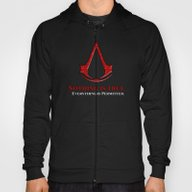 Assassin's Creed Nothing… Hoody