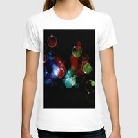 lights T-shirts featuring Lights by Digital-Art