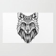 Fox Rug