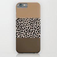Leopard National Flag XVIII iPhone 6 Slim Case