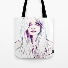 Miranda Kerr Tote Bag