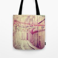 street party Tote Bag