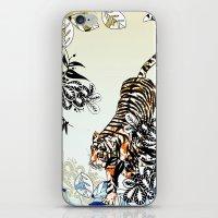 Tiger Tiger iPhone & iPod Skin