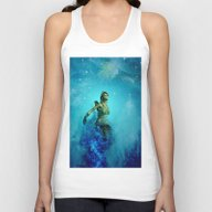 Fighter In The Universe Unisex Tank Top