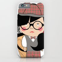 Mss Golfer iPhone 6 Slim Case