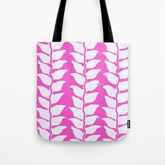 Hot Pink Heliconia Tote Bag