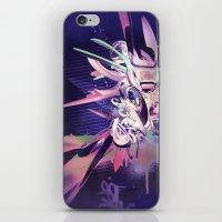 Defff (Noche) iPhone & iPod Skin