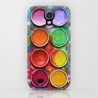Paint Box Galaxy S4 Slim Case