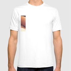 Nicole White Mens Fitted Tee SMALL