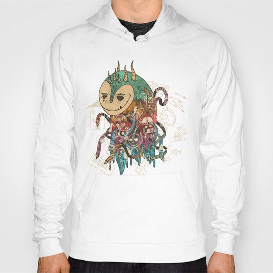 The Doodler Hoody