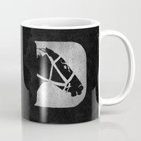 D is for Derby Mug