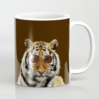 In the Eye of the Tiger Mug