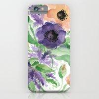 Spring Bouquet - Tulips & Anemones iPhone 6 Slim Case