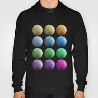 Colour Of The Planets Hoody