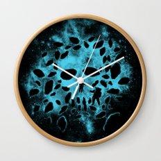 Death Space Wall Clock