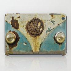 VW Rusty iPad Case