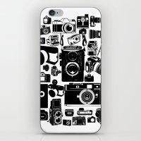 Cameras iPhone & iPod Skin