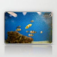 Just Keep Swimming Laptop & iPad Skin