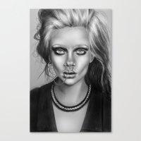 + SEA OF SORROW + Canvas Print