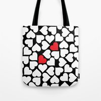 MPENZI ... love is in the air 6 Tote Bag