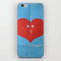 Lovecracy iPhone & iPod Skin